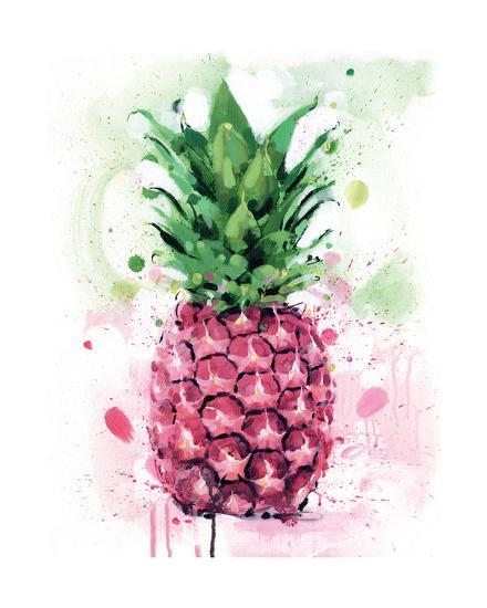 Tropical-James Paterson-Giclee Print