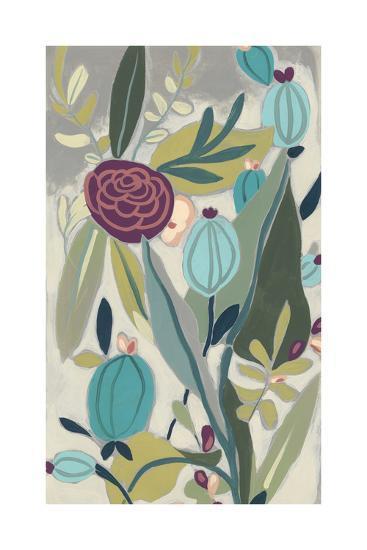 Tropicana Panel I-June Erica Vess-Premium Giclee Print