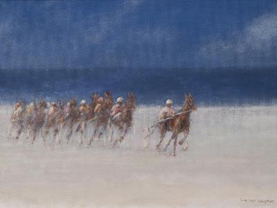 Trotting Races, Brittany, 2012-Lincoln Seligman-Giclee Print