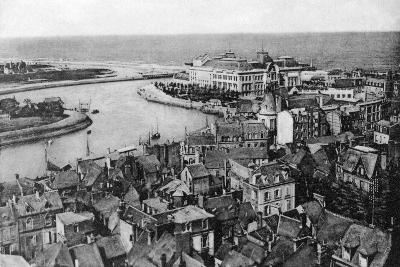 Trouville, France, C1920S--Giclee Print