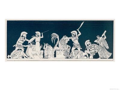Troy is Taken--Giclee Print