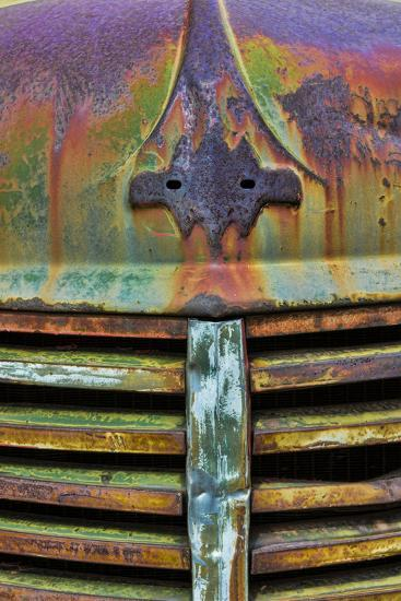 Truck Detail II-Kathy Mahan-Photographic Print