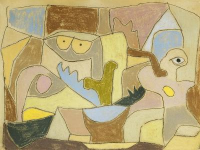 ...True Also for Plants-Paul Klee-Giclee Print