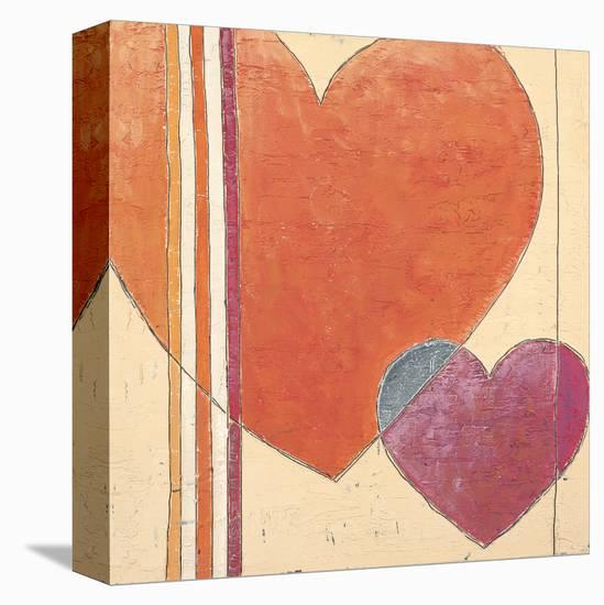 True Love I-Bjoern Baar-Stretched Canvas Print