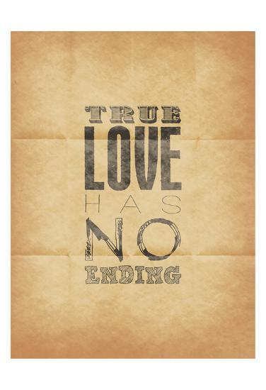 True Love-Jace Grey-Art Print