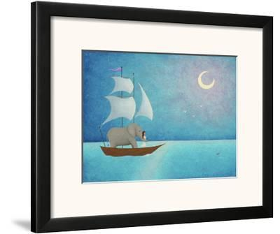 True North-Shari Beaubien-Framed Art Print