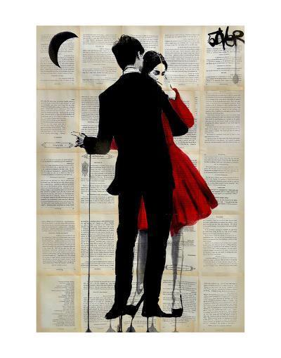 True Romance-Loui Jover-Art Print