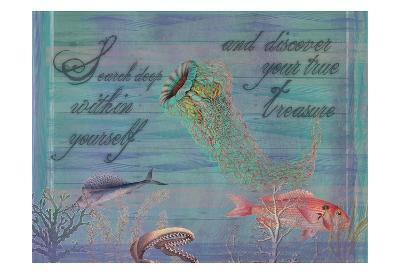 True Treasure-Sheldon Lewis-Art Print