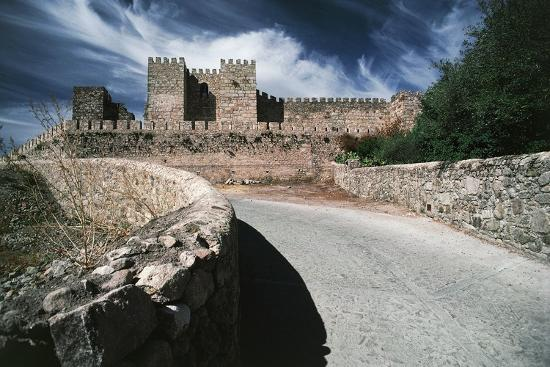 Trujillo Castle, Extremadura, Spain, 9th-12th Century--Giclee Print