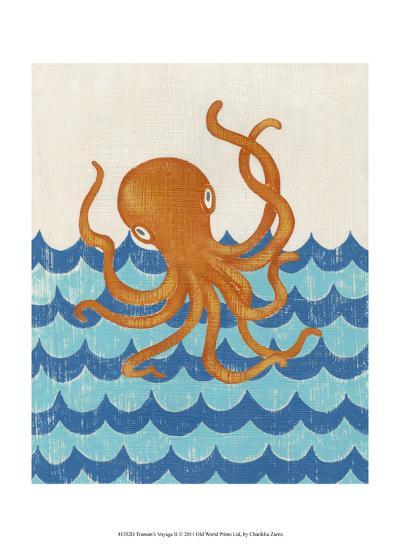 Truman's Voyage II-Chariklia Zarris-Art Print