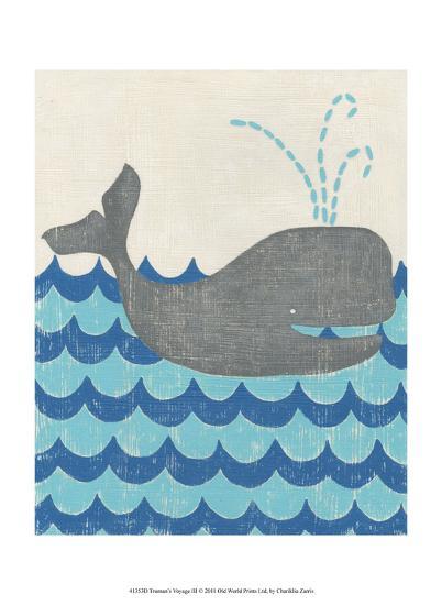 Truman's Voyage III-Chariklia Zarris-Art Print