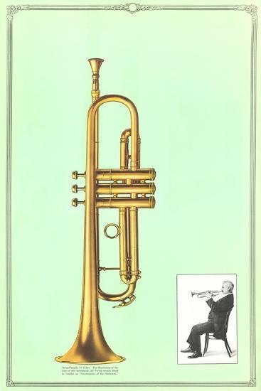 Trumpet--Art Print