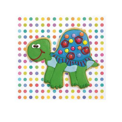 Trundling Tortoise-Shooter & Floodgate-Art Print