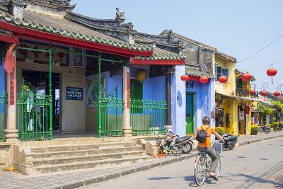 Trung Hoa Assembly Hall (Ngu Bang Assembly Hall), Hoi An, Quang Nam Province, Vietnam, Indochina-Jason Langley-Photographic Print