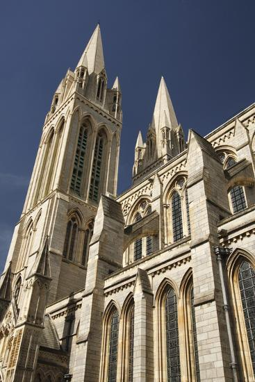 Truro Cathedral, Cornwall, 2009-Peter Thompson-Photographic Print