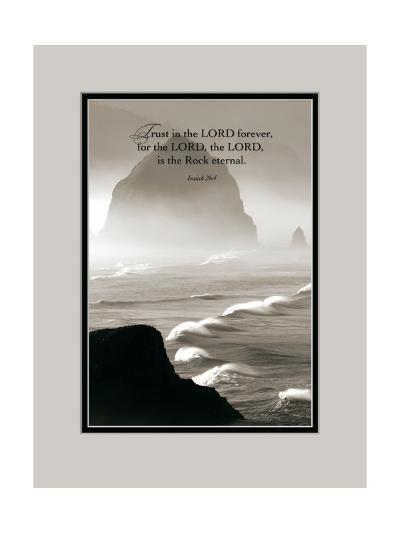 Trust in the Lord-Dennis Frates-Art Print