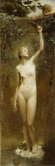 Truth-George William Joy-Giclee Print