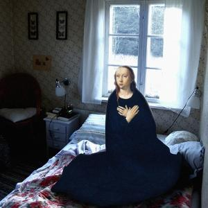 Bed-Sit Annunciation, 2008 by Trygve Skogrand