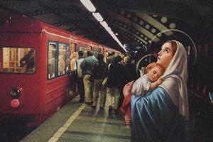 The Escape, 2001 by Trygve Skogrand