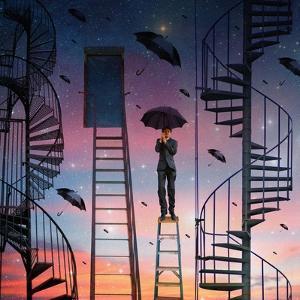 The Ladders, 2009 by Trygve Skogrand