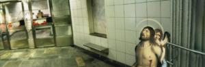 Underground Pieta, 2003 by Trygve Skogrand