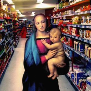 Vision at the Supermarket, 2007 by Trygve Skogrand