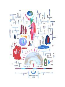 The Minotaur's Labyrinth by Trystan Bates