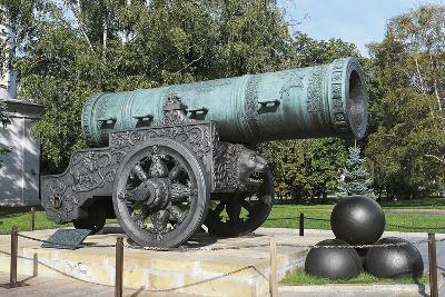 Tsar Cannon--Photographic Print