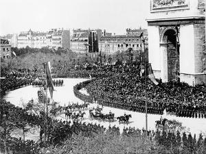 Tsar Nicholas II's Visit to Paris, 1896
