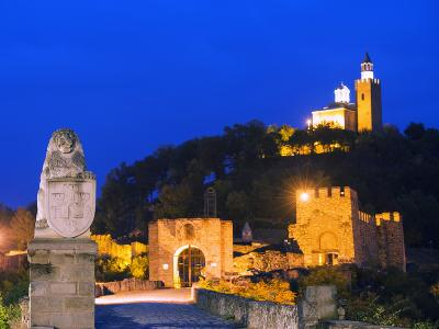 Tsarevets Fortress, Veliko Tarnovo, Bulgaria, Europe-Christian Kober-Photographic Print