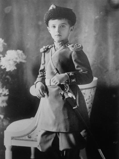 Tsarevich Alexei of Russia, C1910-C1914--Giclee Print
