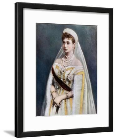 Tsarina Alexandra, Empress Consort of Russia, Late 19th-Early 20th Century