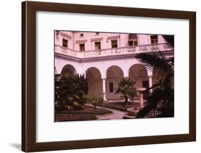Tsars Winter Palace, Yalta, 20th century-CM Dixon-Framed Giclee Print