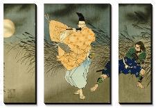 Tamausagi Songoku-Tsukioka Yoshitoshi-Mounted Giclee Print