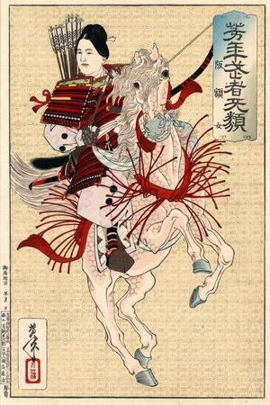 Lady Hangaku, C1885