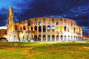 Colosseum, Rome, Italy by TTstudio