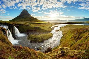 Iceland Landscape by TTstudio
