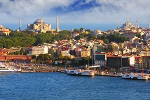 Istanbul from Galata Tower, Turkey by TTstudio