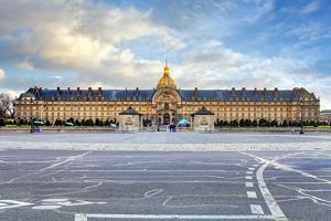 Les Invalides - Paris, France by TTstudio