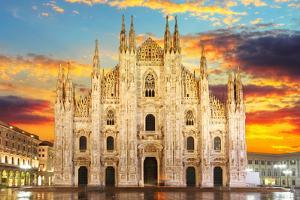 Milan - Duomo by TTstudio