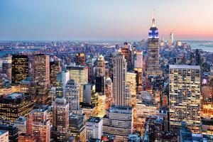 New York City, USA by TTstudio