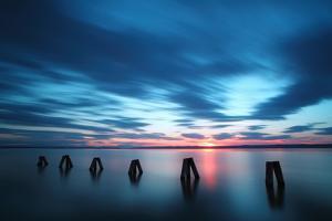 Ocean Sunset by TTstudio