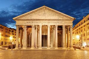 Rome - Pantheon, Italy by TTstudio