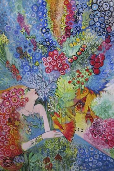 Tu B'shevat-Oxana Zaika-Giclee Print