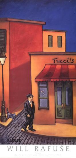 Tucci's-Will Rafuse-Art Print