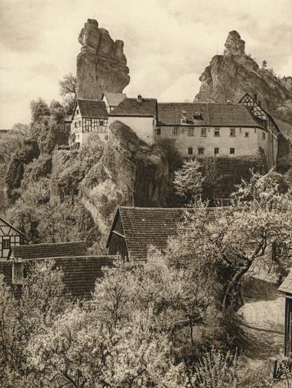 'Tuchersfeld (Frankische Schweiz). Judehof', 1931-Kurt Hielscher-Photographic Print