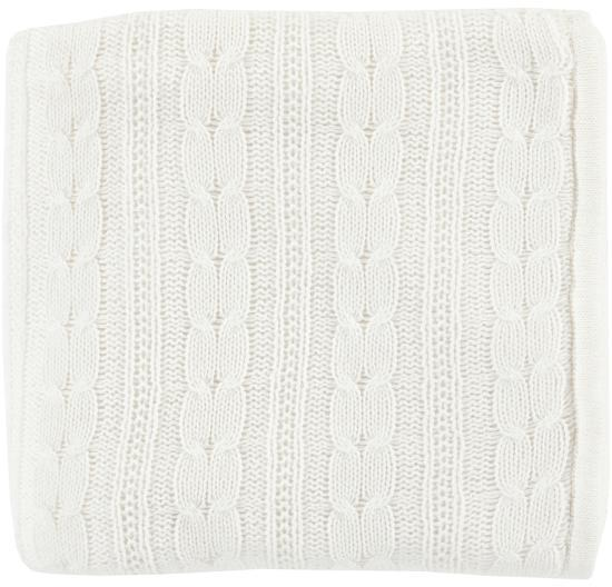Tucker Throw - Ivory *--Home Accessories