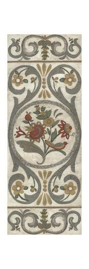 Tudor Rose Panel I-Chariklia Zarris-Art Print