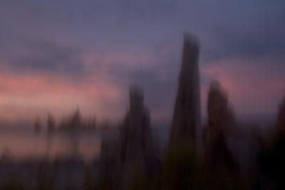 Tufa Towers in the South Tufa Area of the Mono Basin National Forest-Philip Schermeister-Photographic Print