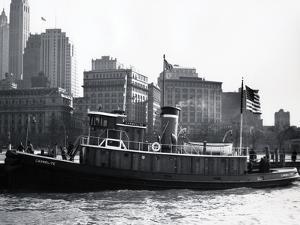 Tugboat Carmelite 1937